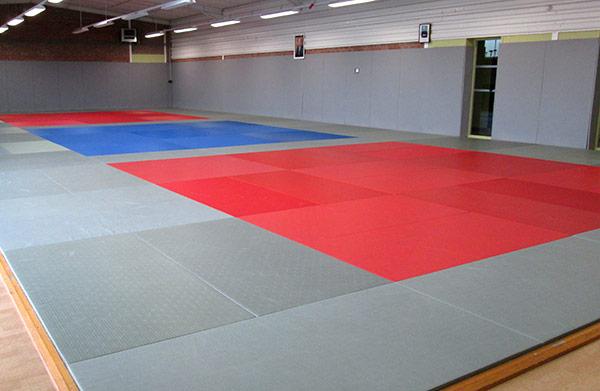 Arts martiaux dojo