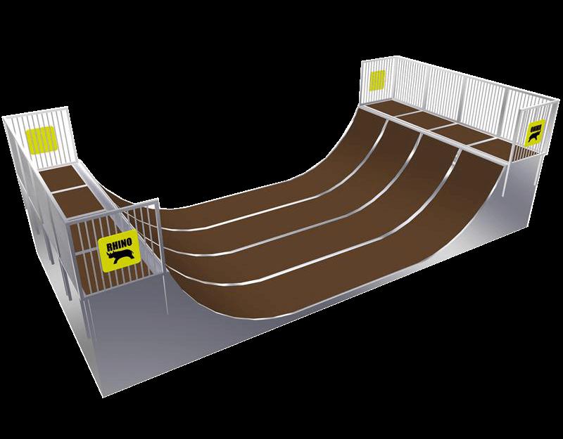 module rampe skatepark