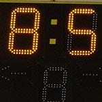 affichage des scores