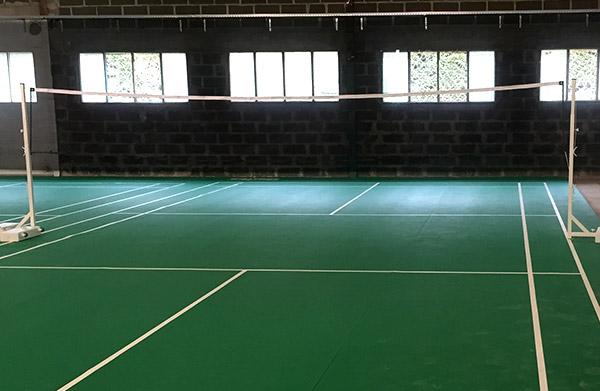 filet de badminton de competition