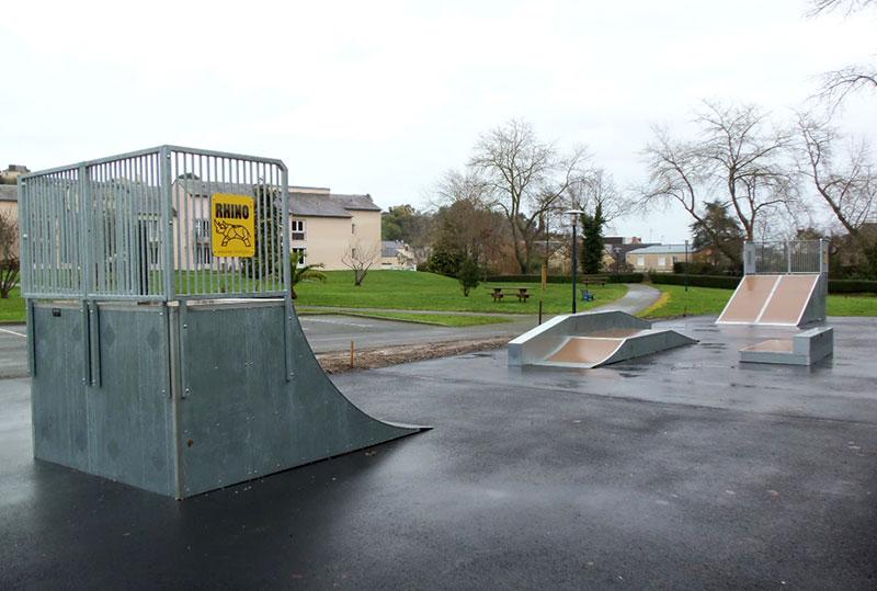 Skatepark, Binic (22)