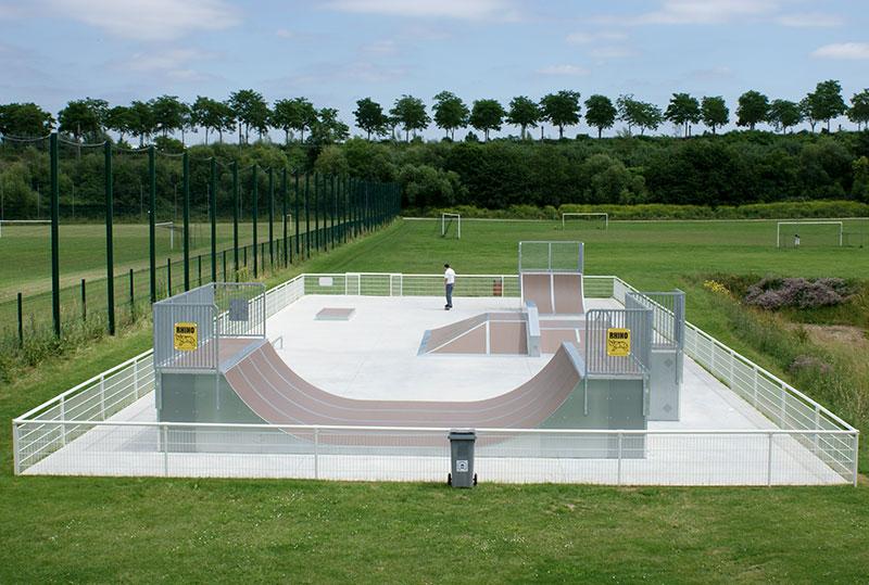 Skatepark, Grand Godet (94)