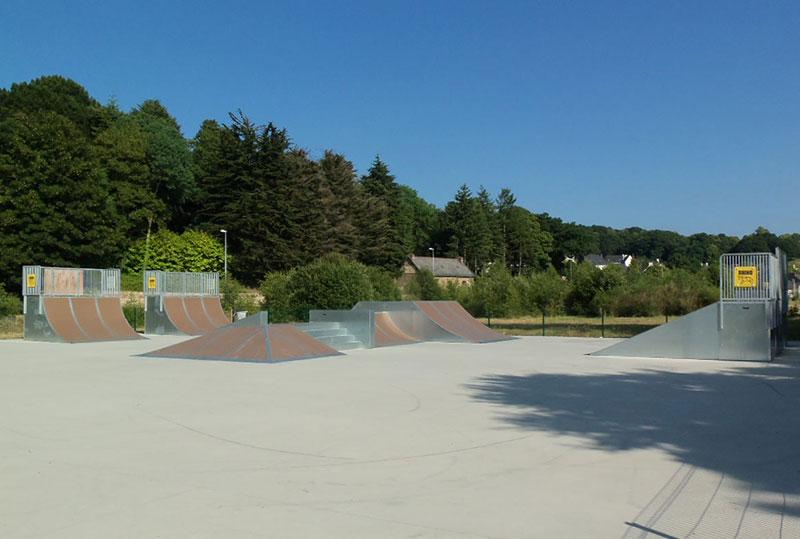 Skatepark, Guingamp (22)
