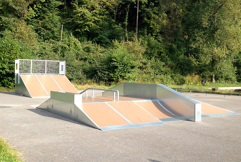 Skatepark, Pierrefonds (60)