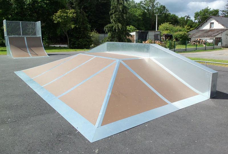 Skatepark, Pont-Péan (35)