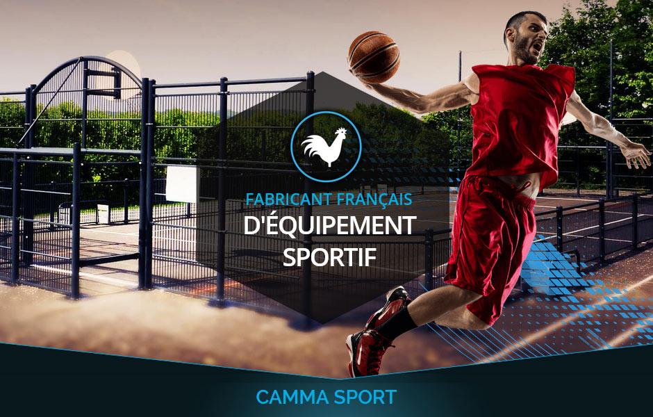 camma sport concepteur de terrains multisports mini. Black Bedroom Furniture Sets. Home Design Ideas