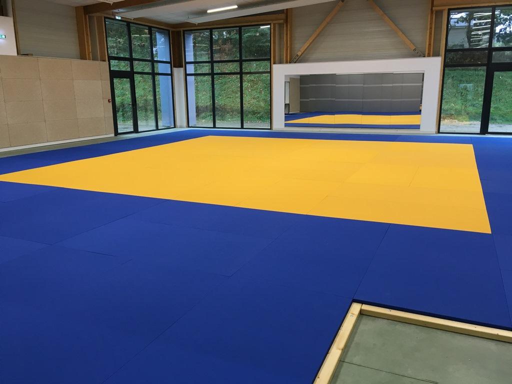Tatamis de judos ou de karaté