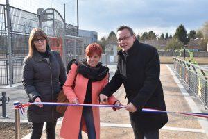 Inauguration – Multisport de Bruay sur L'Escaut