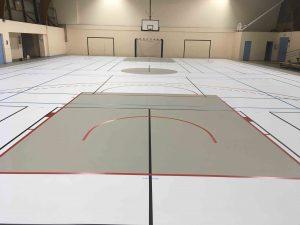 Rénovation du gymnase de Plougastel-Daoulas