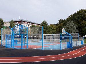 Streetpark sur platine à Dinard (35)