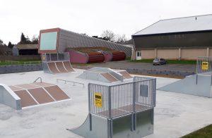 Skatepark Saint Gilles 35