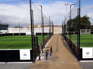 2 terrains de football à 5 à Guérande (44)