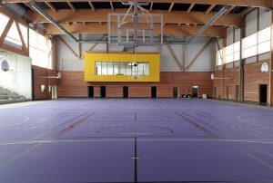 Gymnase à Bréal-Sous-Montfort (35)